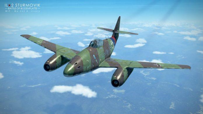Me 262 A Schwalbe