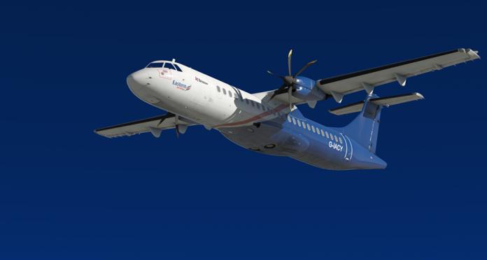 Military Visualizations ATR 72-600