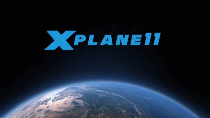 X-Plane 11 logo