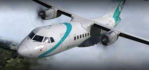 ATR 42-500 de Carenado
