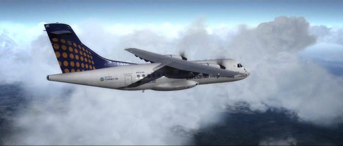 Carenado ATR 42-500