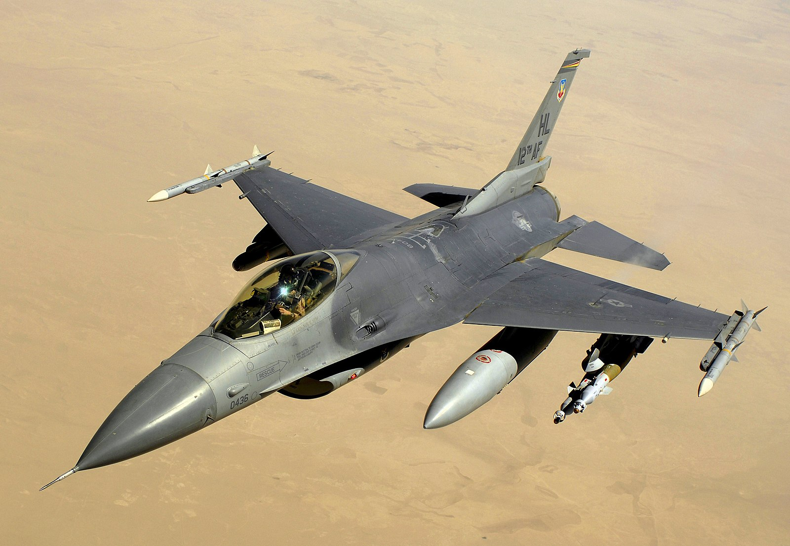 DCS : F-16C Viper