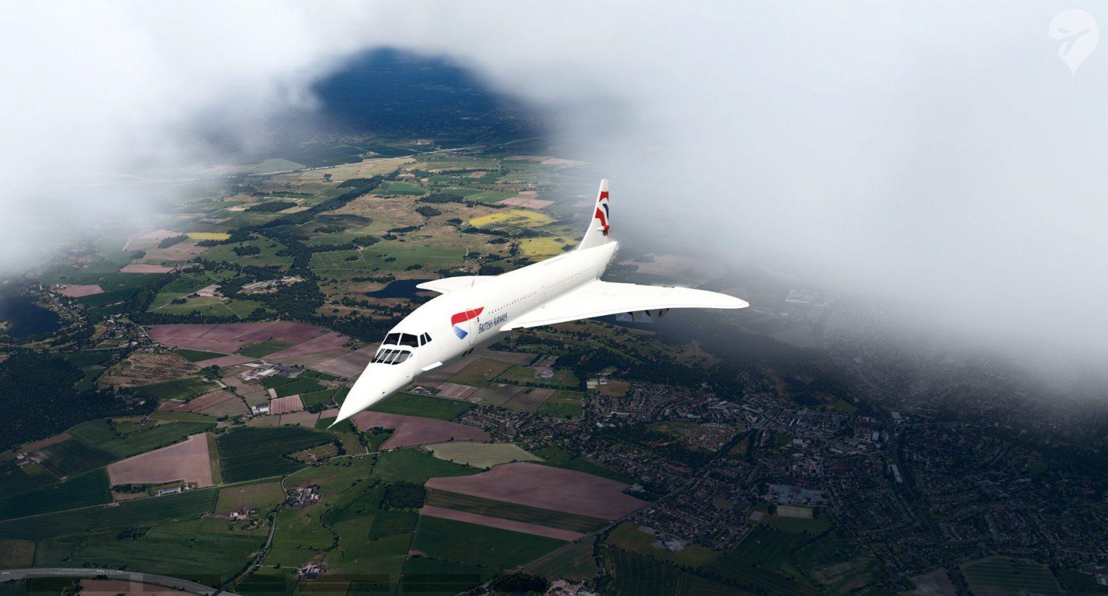 Concorde FXP (image by FSElite)