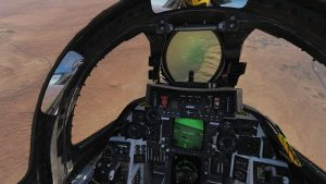 Test du HeatBlur Grumman F-14B Tomcat pour DCS World