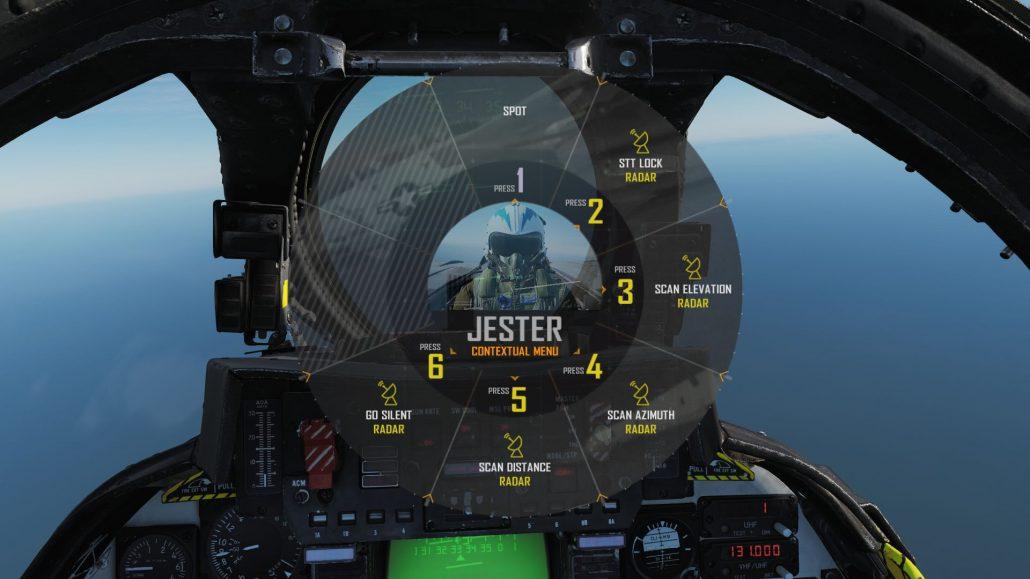 Test du HeatBlur Grumman F-14B Tomcat pour DCS World - RIO 1