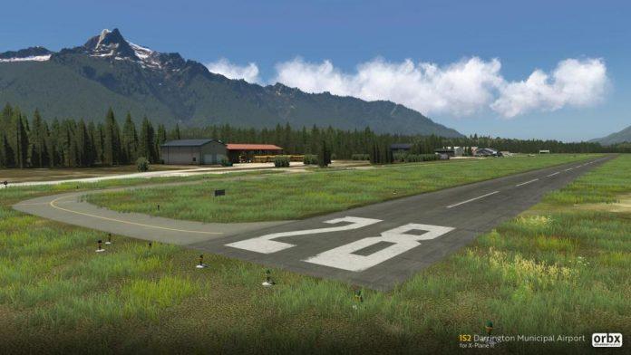 1S2 Darrington Airport disponible pour X-Plane 11!