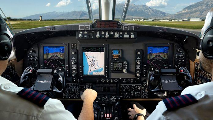 Pro Line 21™ Integrated Avionics System d'un KingAir