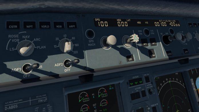 Blue Sky Star Simulations (BSS) travaille sur les sons du ToLiss Airbus A319