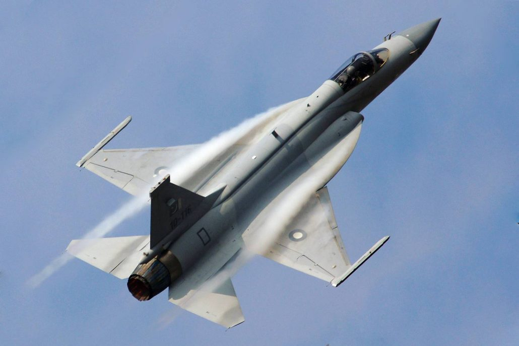 Le JF-17 de Deka