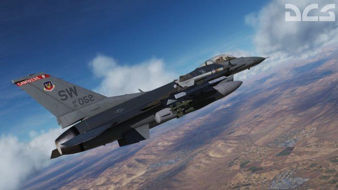 Plus d'infos et images sur le DCS F-16C Viper