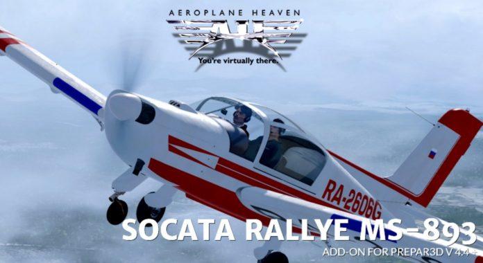 Rallye Aeroplane Heaven
