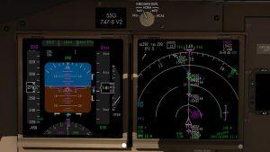 SSG dévoile quelques images du PFD du 747-800 V2 3