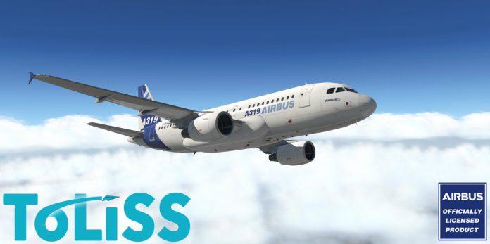 ToLiss A319 mis à jour en version 1.3.3