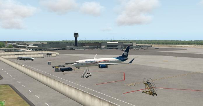 Windshock Cancun X-Plane