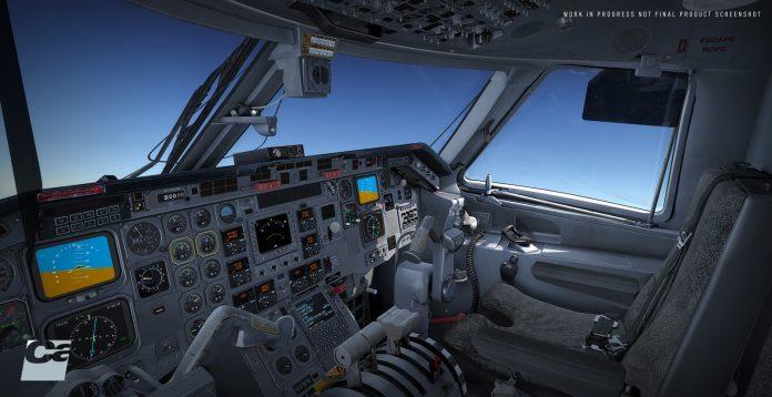 Carenado dévoile quelques images du EMB120 en cours de développement
