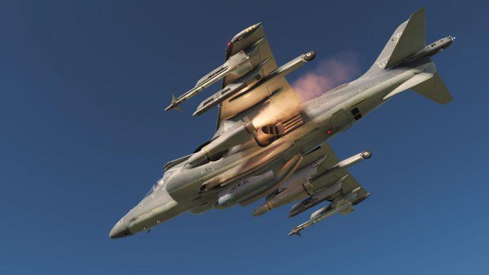 Razbam DCS AV-8B Night Attack VSTOL