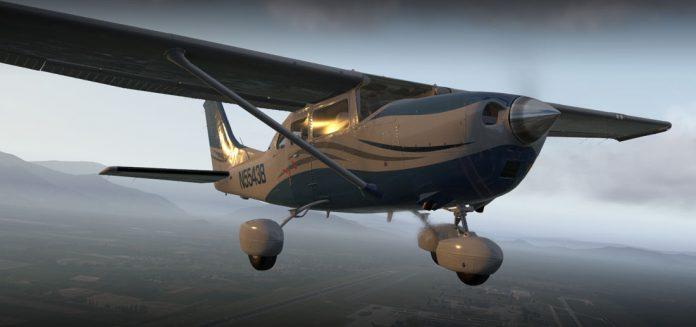 Le Cessna 206H Station de Carenado disponible pour X-plane 11