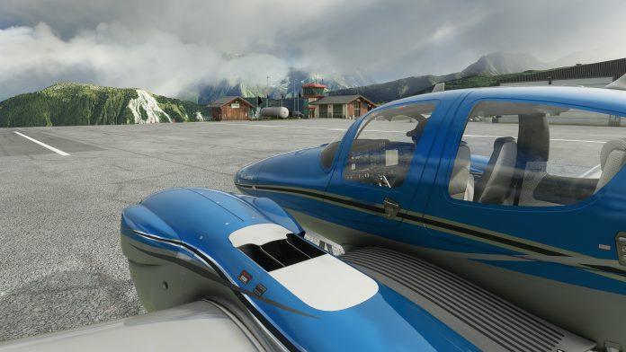 Microsoft Flight Simulator 2020 - DA62_1