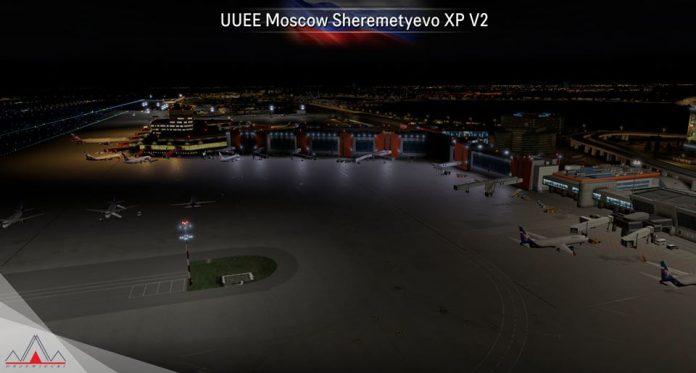 DD UUEE V2 XP11