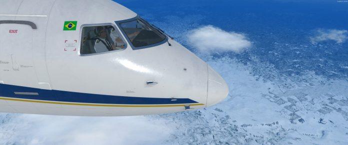 Les nouveaux Embraer E170, E190, E175 et E195 de Feelthere disponibles !