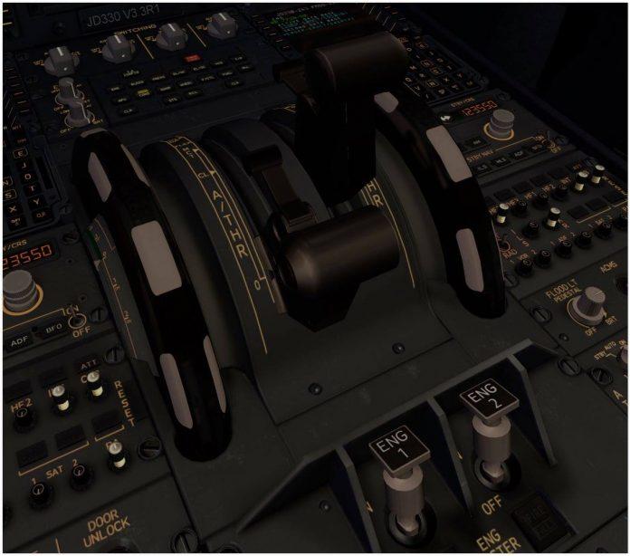 Mise à jour pour le JARDesign A330