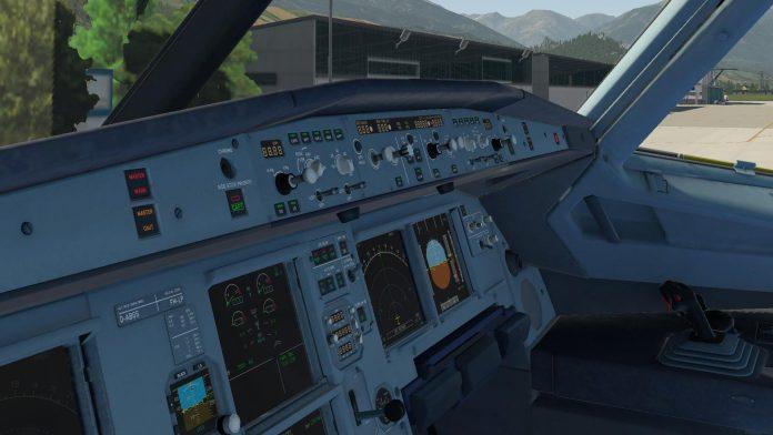 ToLiss annonce un A321 pour X-Plane