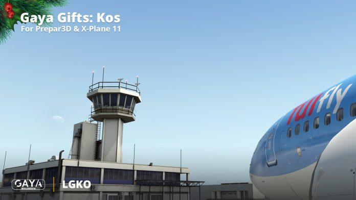 Gaya Kos P3D X-Plane 11