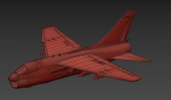 DCS: A-7 Corsair II par Razbam