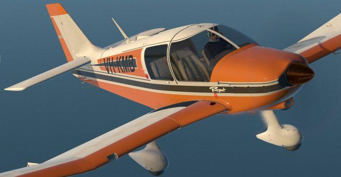 Le Robin DR400 de Just Flight disponible pour X-Plane 11