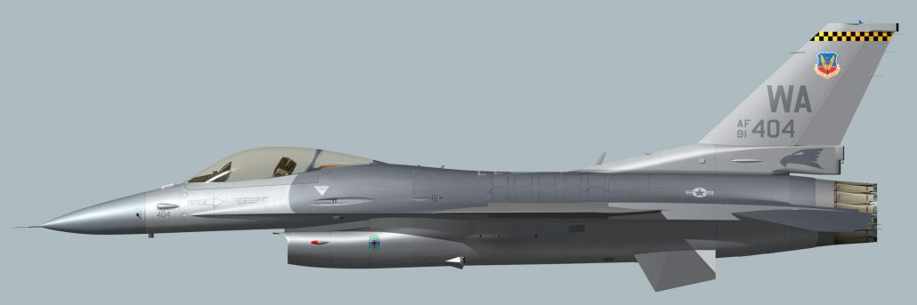 DCS World F-16CM blk50