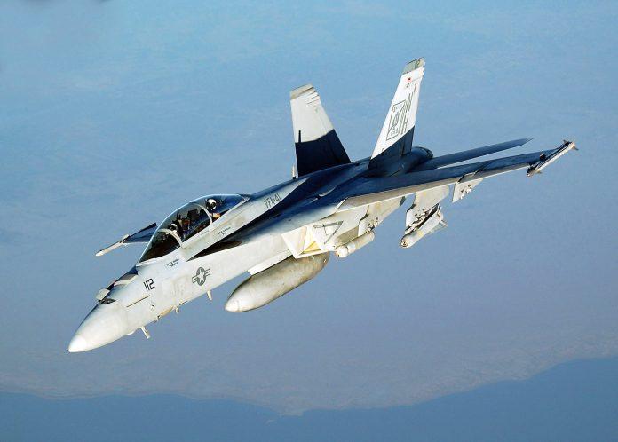 VRS F/A-18F
