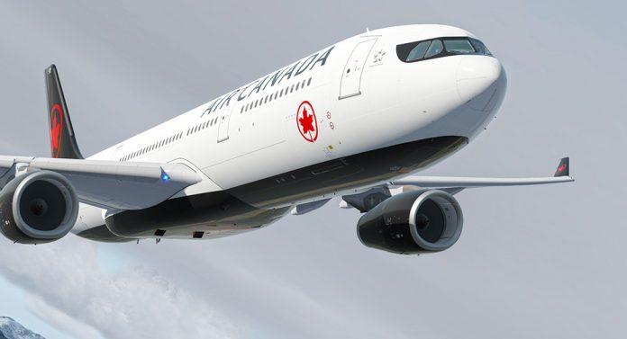 Test de l'A330 Professional
