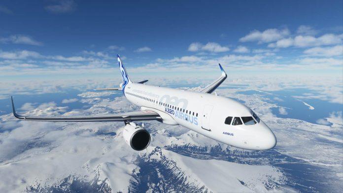 Microsoft Flight Simulator 2020 : L'A320neo fait son entrée