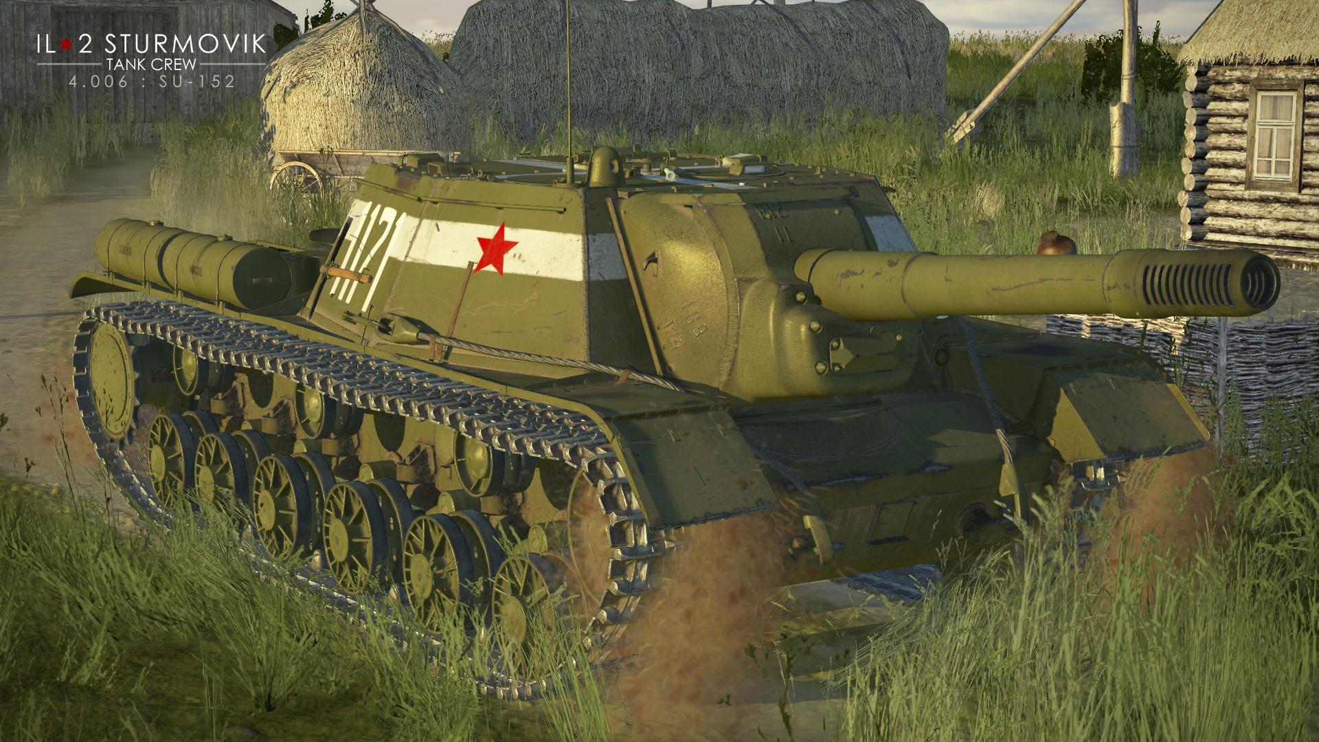 IL-2 Sturmovik: Great Battles passe en version 4.006