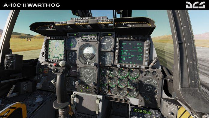 Eagle Dynamics présente le A-10C II Warthog