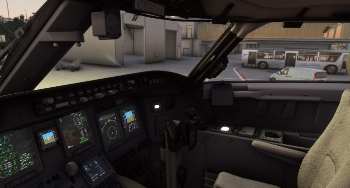 Aerosoft parle de ses avancements sur Microsoft Flight Simulator