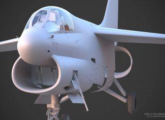 Le Corsair II progresse bien pour DCS World