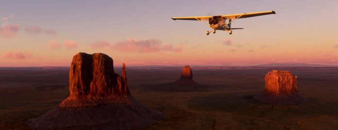 Microsoft Flight Simulator : World Update 2 disponible